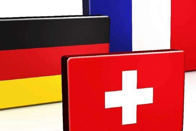 Basel, Hüningen, Weil – neuer Radweg verbindet drei Länder