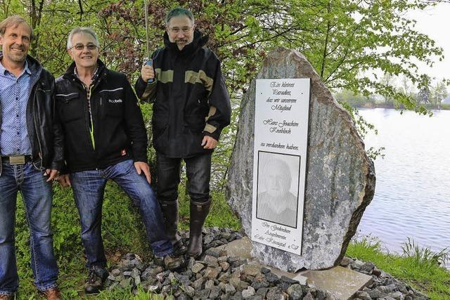 Knobloch-See ist eingeweiht