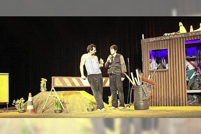 Komödie von Hans Jürgen Kugler in der Rocca in Denzlingen