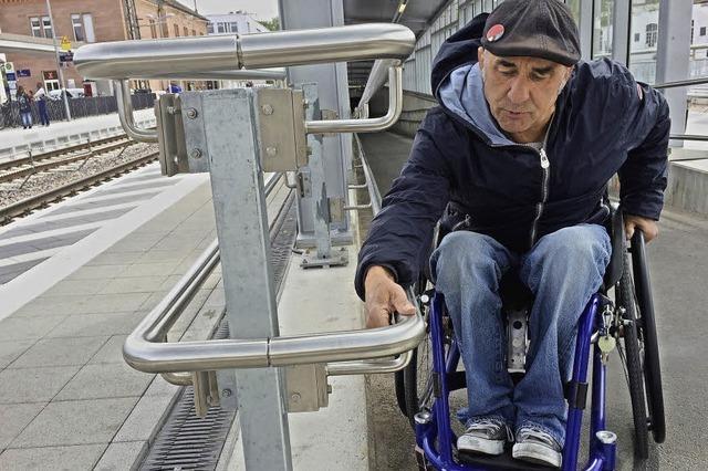 Schlechte Noten für viele Bahnhöfe