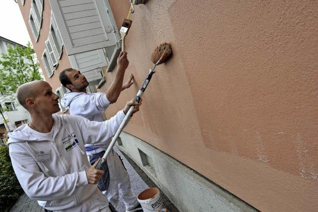 Die 12. Anti-Graffiti-Aktion könnte die letzte gewesen sein