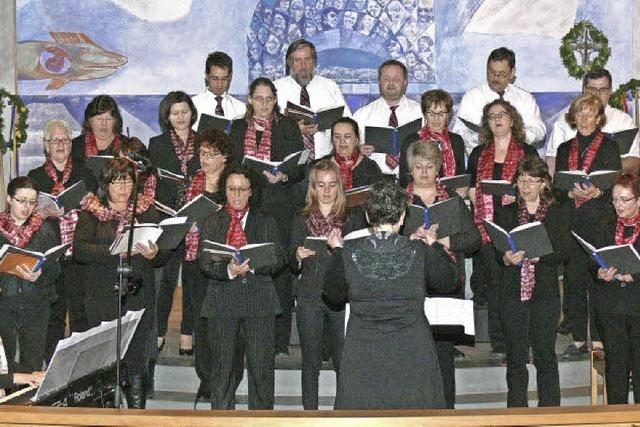 Schwerpunkt mit Chormusik