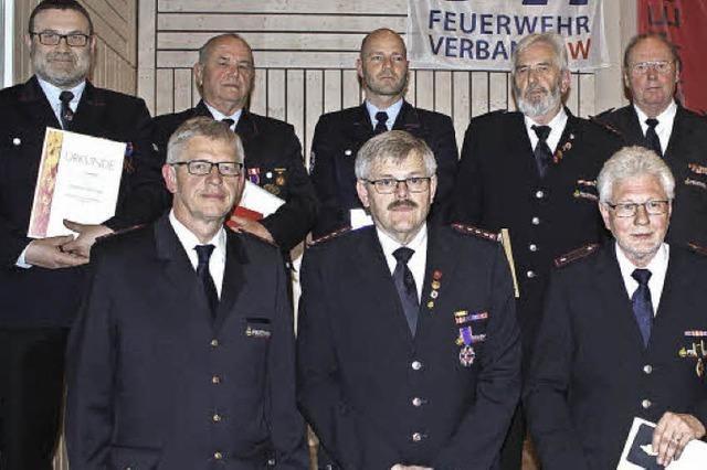 Feuerwehren in größerem Wettbewerb
