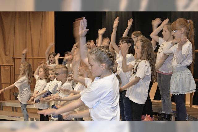 Singen im Chor, das tut allen gut