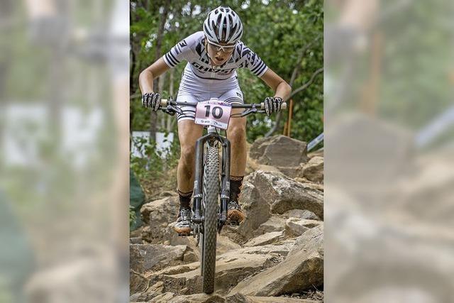 Helen Grobert wird Sechste beim Weltcup in Australien