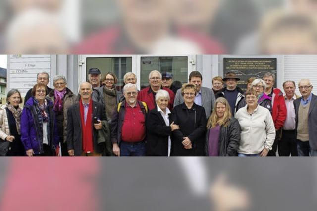 Französische Freunde gespannt auf Gunther Braun