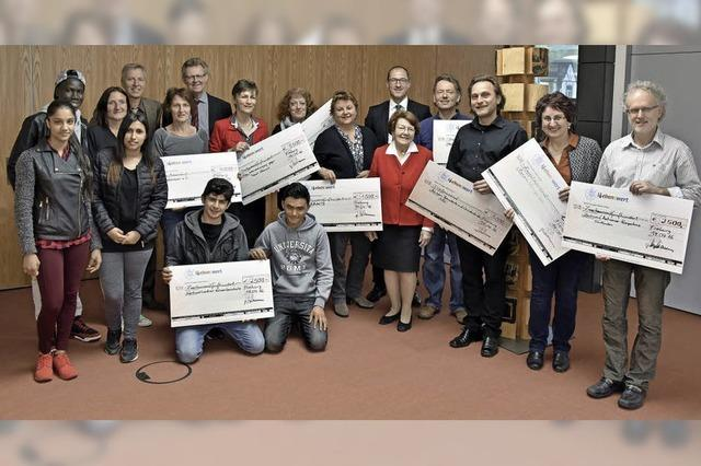 25 000 Euro von der PSD-Bank