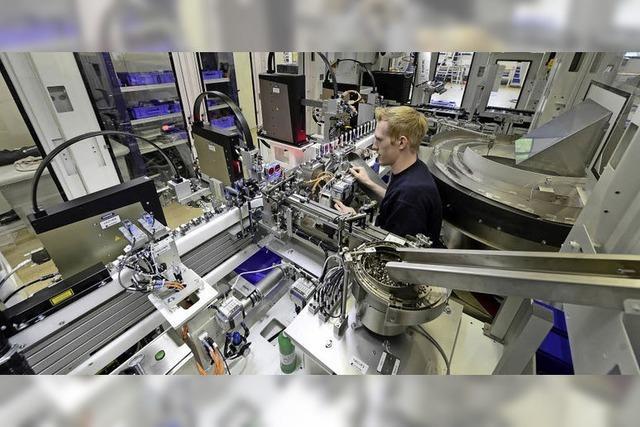 Der Bürstenmaschinenbauer Zahoransky expandiert in neue Märkte