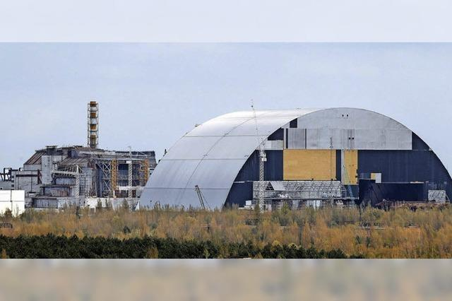 Ukraine setzt weiter auf Atomkraft