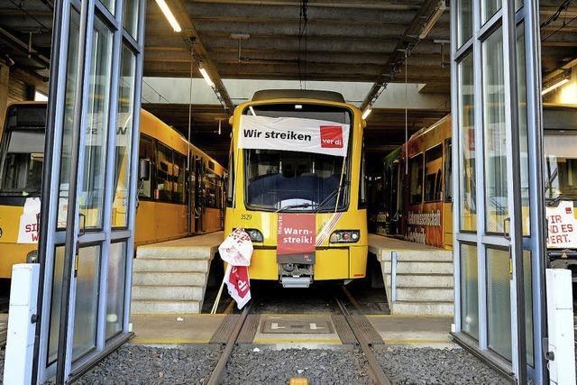 Stuttgart ohne Bahn und Bus