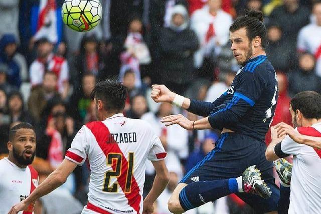 Bale ist der Hoffnungsträger für Real Madrid