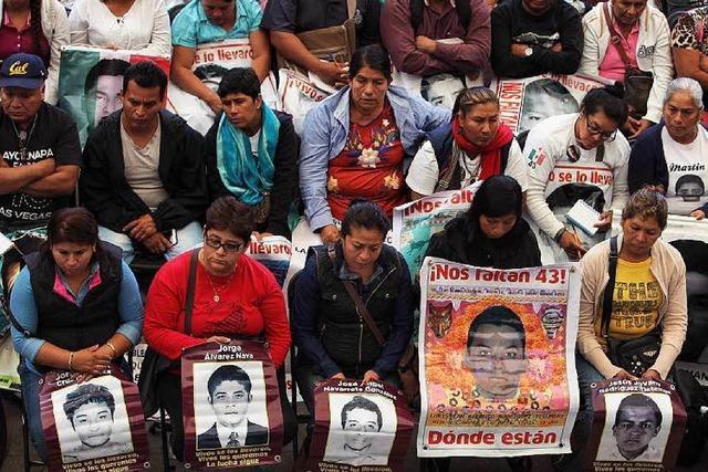 Schwere Vorwürfe gegen mexikanische Behörden