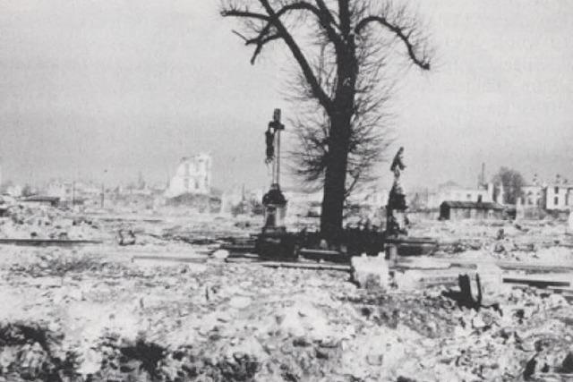 27. November 1944: Freiburg stirbt