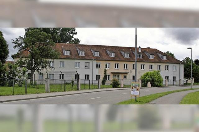 Ehemaliges Militärgebäude in Breisach wird Haus für Flüchtlinge