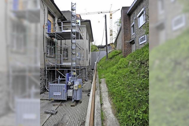 Auf und Ab bei Baukosten