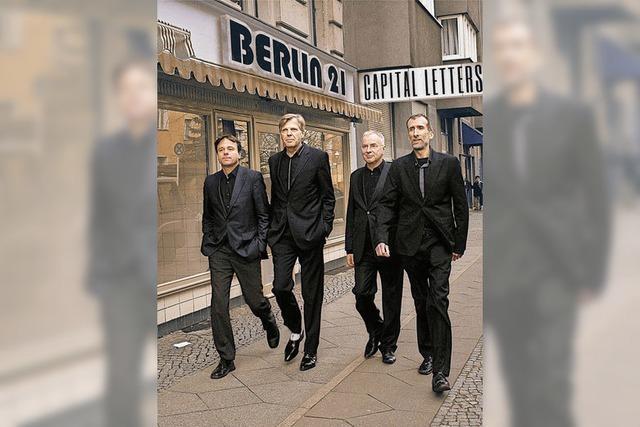 Torsten Zwingenberger Quartett mit