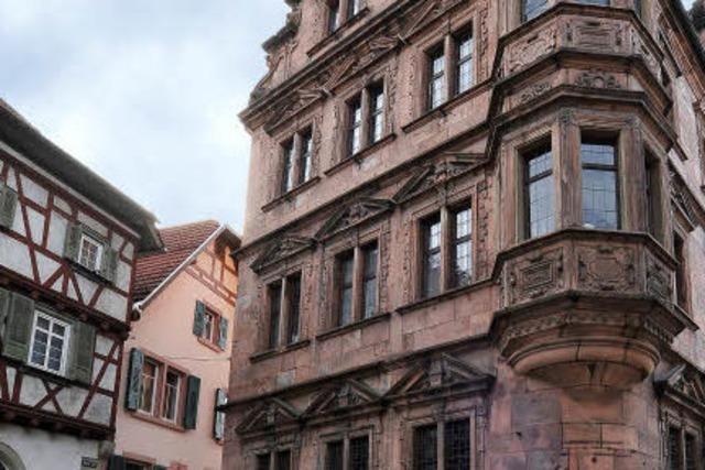 Von Baden-Baden nach Gernsbach