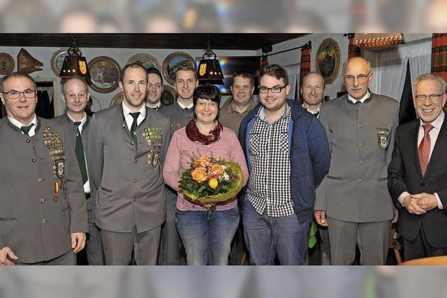 Robert Wangler neuer Schützen-Chef