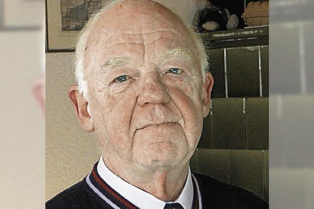 Ein Leben lang Pfarrer – für Muggenbrunn ein Segen