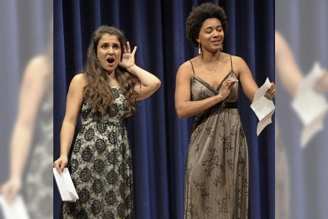 Nachwuchssolisten und die ganz großen Gefühle der Operngeschichte