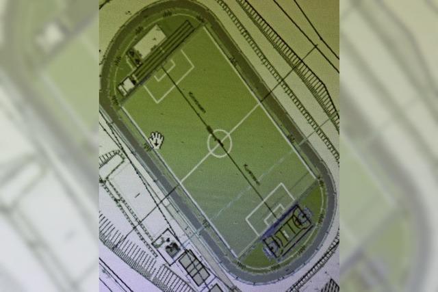 132 000 Euro für die neue Sportanlage