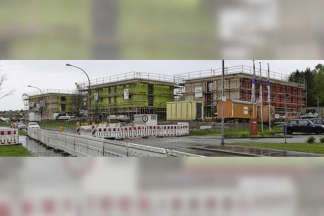 Stadt Freiburg und Architekturbüros entwickeln modular zusammengesetzte Flüchtlingsheime