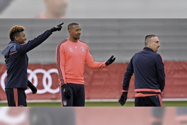 FC Bayern will sich im Halbfinal gegen Atlético durchsetzen