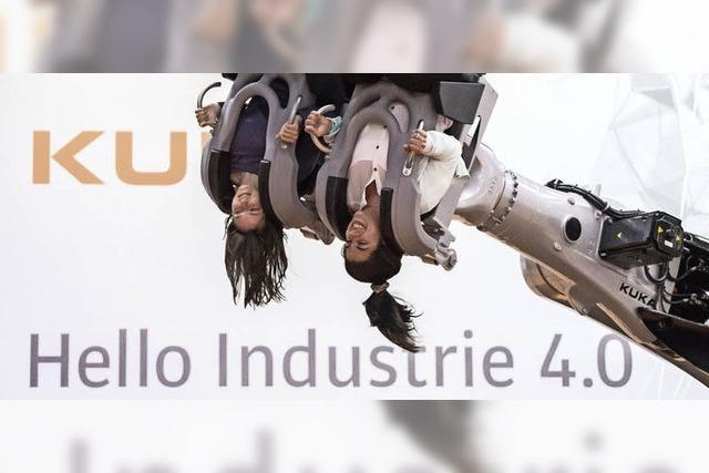 Südbadens Industrievertreter erwarten unverändert gute Geschäfte