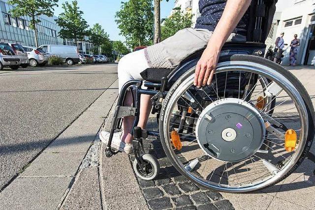 Menschen mit Handicap sollen mehr Geld behalten