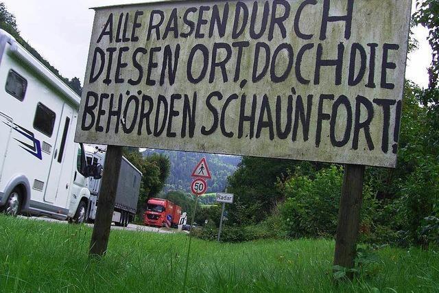 Bund will Falkensteigtunnel und A5-Ausbau nicht fördern