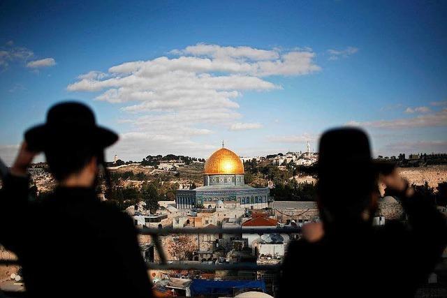 Durch das Heilige Land Israel