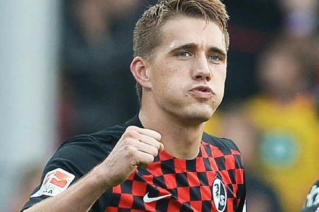 Top-Stürmer Nils Petersen bleibt beim SC Freiburg