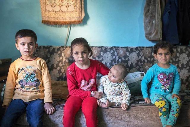 Helferkreis ist für viele Flüchtlinge eine wichtige Stütze