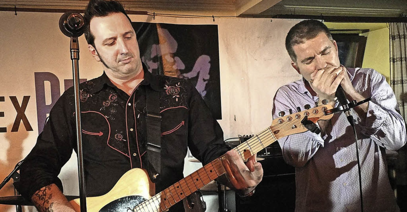 Live at the Wildhouse: Bluesgrößen gab...Paa Cumellas aus Barcelona<ppp></ppp>   | Foto: Martina David-Wenk