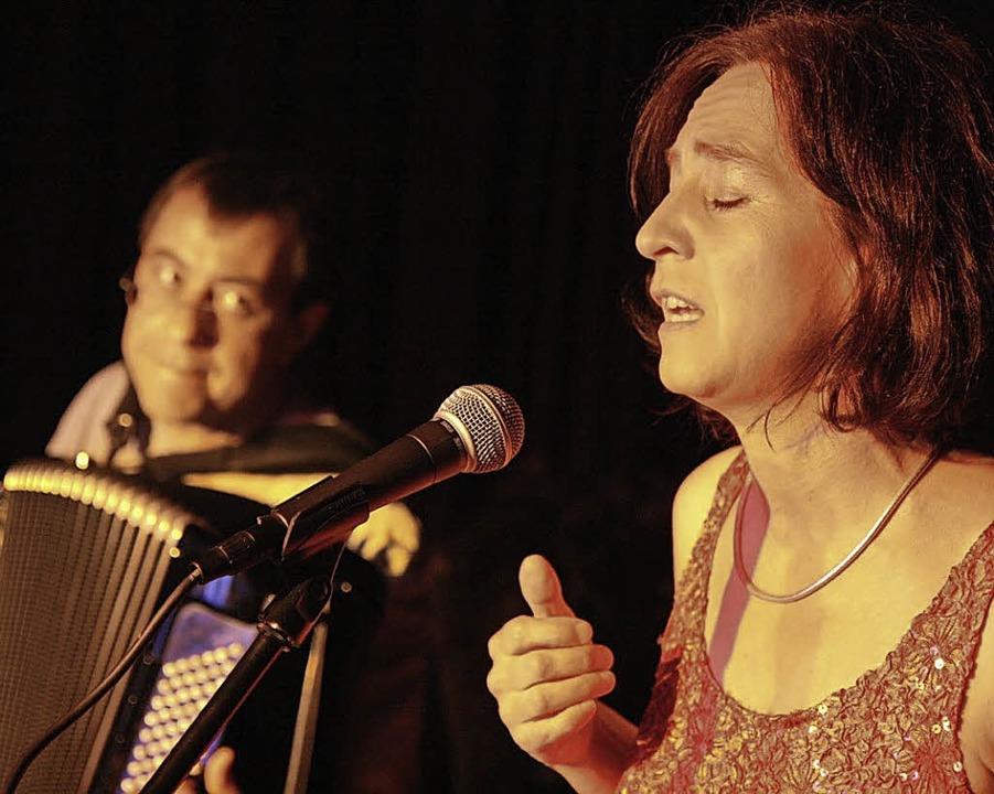 Vera Maier und Thomas Allgeier  | Foto: Privat