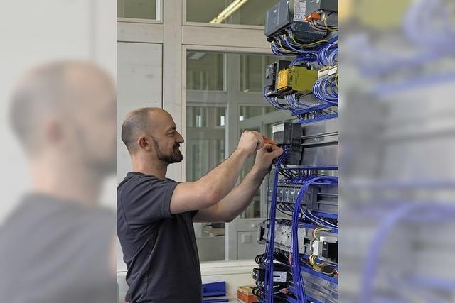 Wandres weiht neues Produktionsgebäude ein