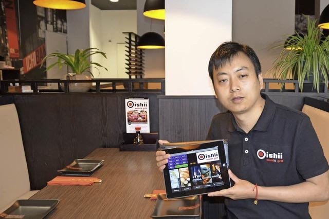 Neues Oishii in den Westarkaden