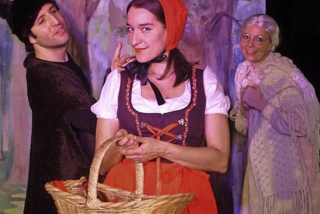 Galli-Theater Erfurt gastiert in Wolpadingen