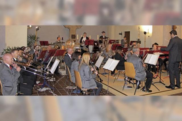 Musiker entdecken Klangraum Kirche