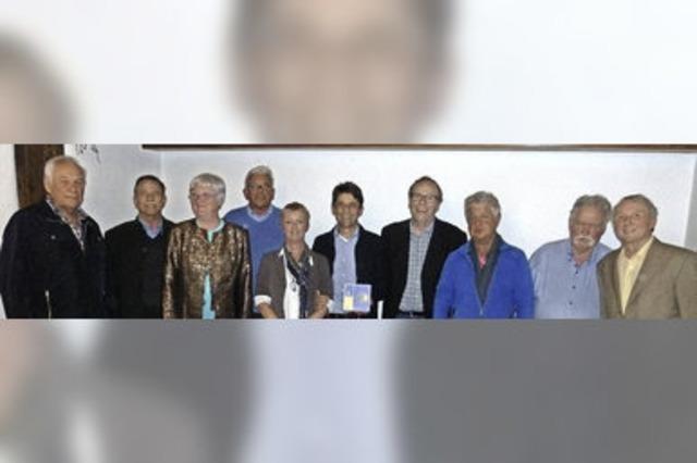 Georg Körner ist neuer Vorsitzender des Fördervereins