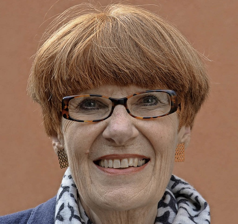 Islamwissenschaftlerin Gudrun Schubert   | Foto: Wieschenkämper