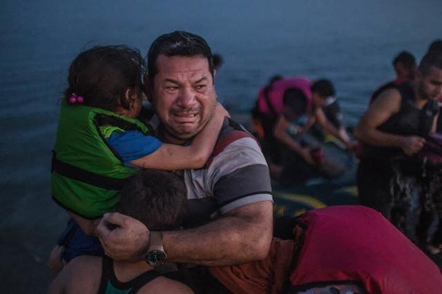 Fotograf Daniel Etter mit BZ-Vergangenheit gewinnt Pulitzer-Preis