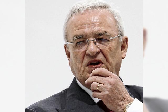 7,3 Millionen Euro für Ex-VW-Chef Martin Winterkorn