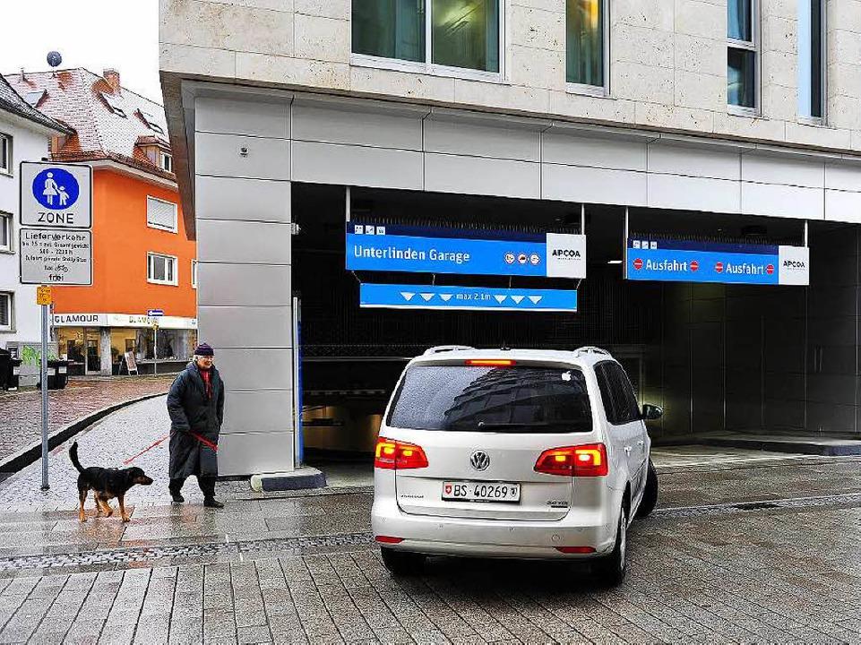<ppp> </ppp>und in Unterlinden.  | Foto: Ingo Schneider