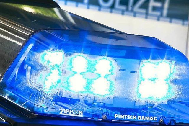 Polizei verhaftet drei mutmaßliche Einbrecher