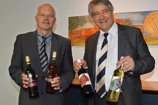 Neue Führung des Badischen Winzerkellers zeigt sich optimistisch