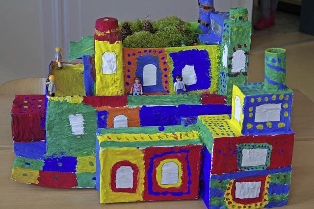 Schulen á la Hundertwasser