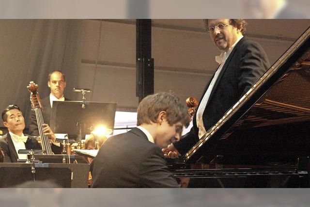 Philharmonie Baden-Baden in Grafenhausen-Rothaus/Werkeinführung mit dem Pianisten Alexej Gorlatch