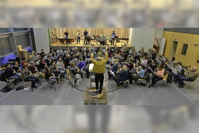 Zwei Orchester werden für Konzertprojekt eins