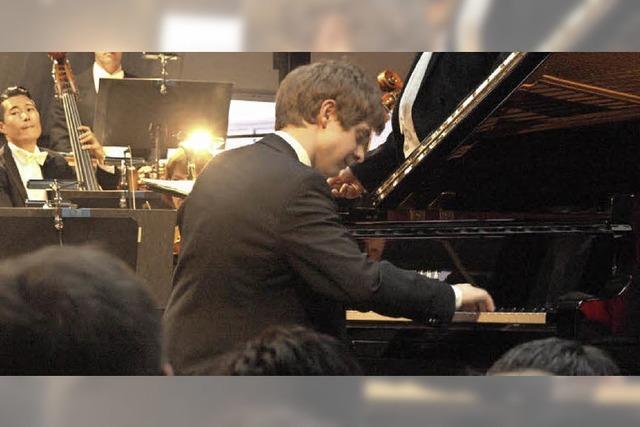 Pianist Alexej Gorlatch und Philharmonie Baden-Baden konzertieren in Grafenhausen